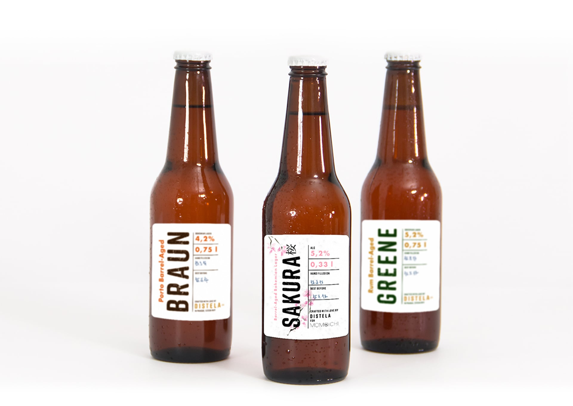 A Modern Product With A Taste Of Old Technologies Needed A Modern Logotype.  Their Visual Identity Is Covering All The Hand Drawn Illustrations, Beer  Labels, ...